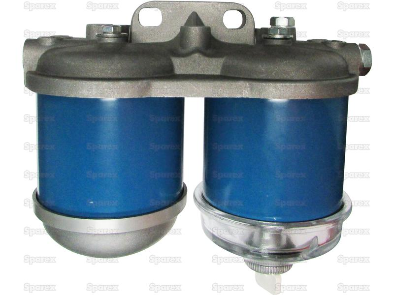 FILTER ASSEMBLY, DOUBLE