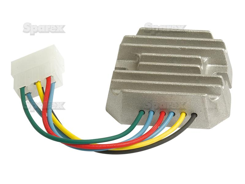 VOLTAGE REGULATOR, 121522-77790