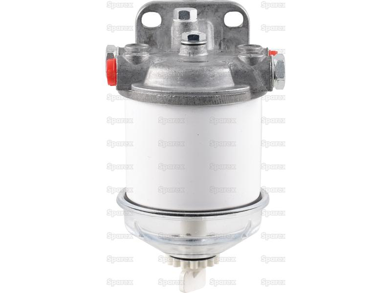 FILTER ASSEMBLY, SINGLE FUEL, 1/2 UNF