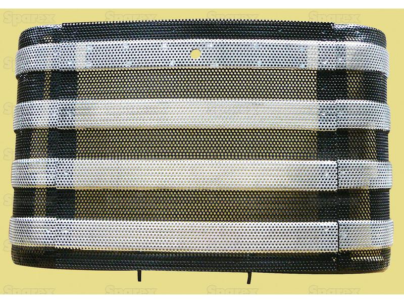 GRILLE ASSEMBLY, W/ DOOR, MF 135