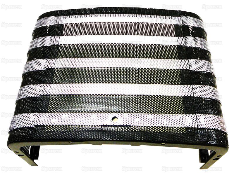 GRILLE ASSEMBLY, W/ DOOR, MF 165