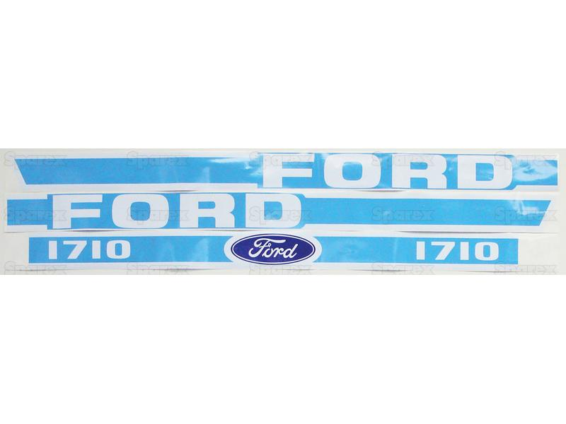 DECAL SET , FORD 1710