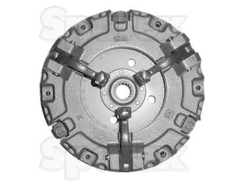 CLUTCH ASSEMBLY, DUAL
