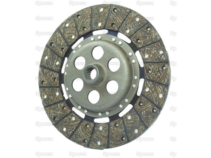Clutch Disc S.19507 3610274V92, 1693884M91, 3610274M91, 3610274M92, 8504, 330 0038 160, 3300038160, 1693884M91, 3610274M91,