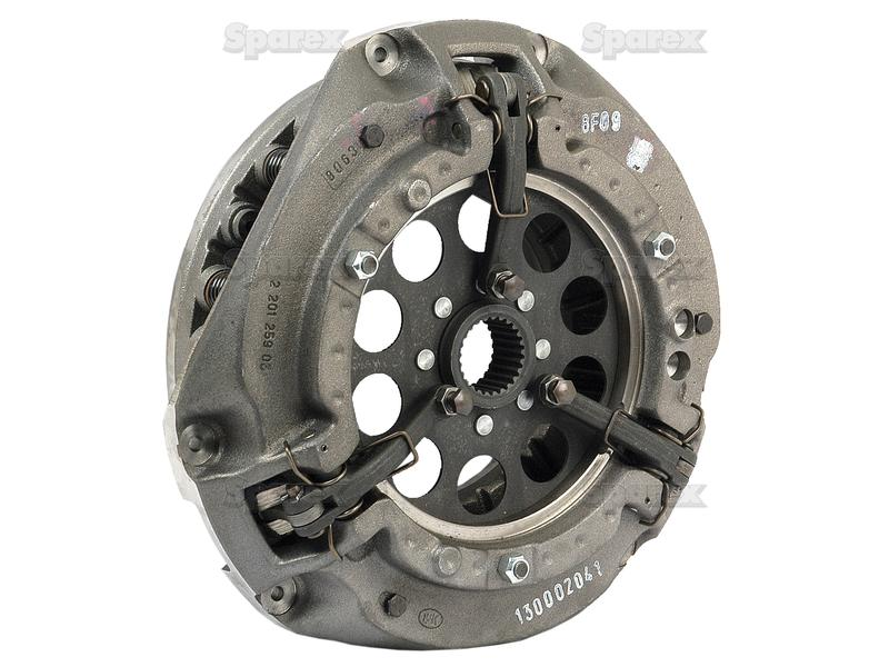 Clutch Cover Assembly S.19553 3599494M91, 3599494V92, 3599494M92, 130 0020 400, 130 0020 41, 1300020400, 130002041, 3599494M91, 3599494M92,
