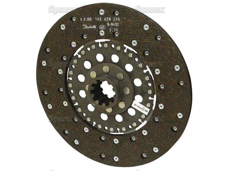 Clutch Plate S.19647 K957436, 1539041C1, K919861, K957436,