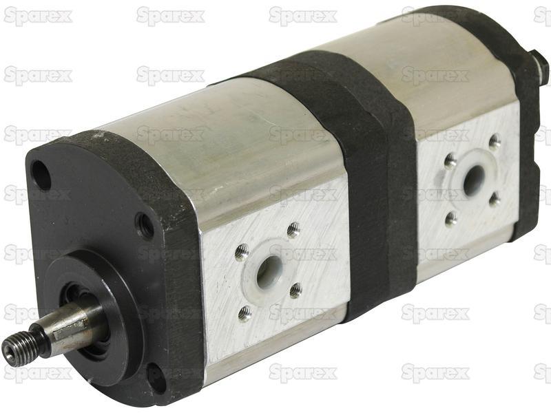 Tandem Hydraulic Pump S.34426 01174210, 1174210, AR55346, 0510665343, 0510 665 368, 0510665368, 510665368,