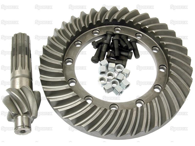 Crown Wheel & Pinion S.40898 1889777M91, 1683757M91, 1661603M91, 1683757M91, 1661602M91, 1661603M91, 354416X1, 1889777M91,