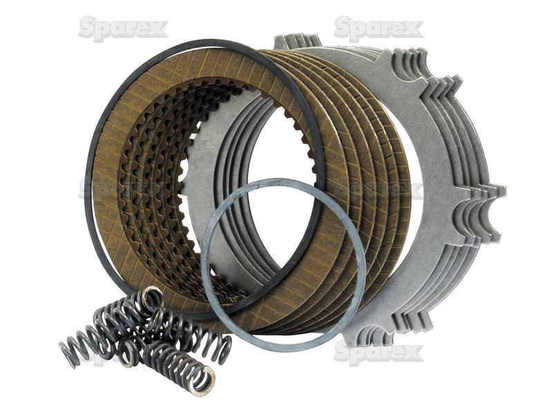 Clutch Plate Kit S.56855 3125257R91,