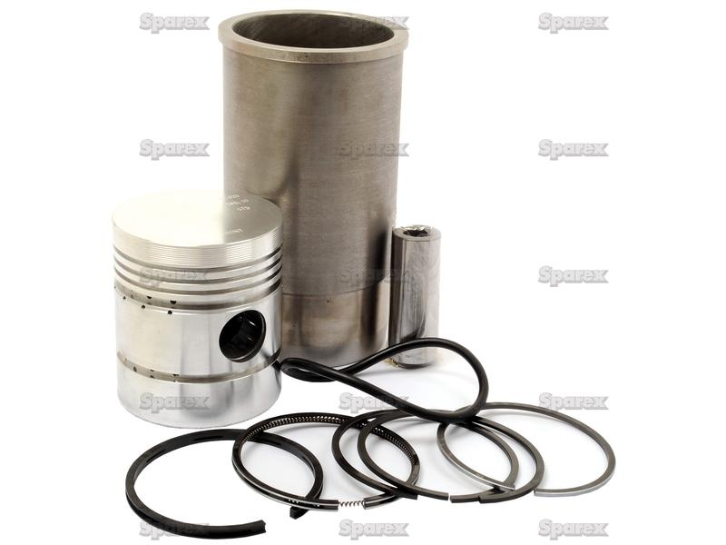 Piston, Ring & Liner Kit S.57845 751603R92, 751604R92,