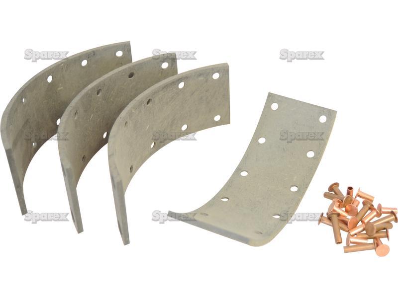 Brake Lining Kit S.57965 K262704, K962168, K962266, K262704, K962266,