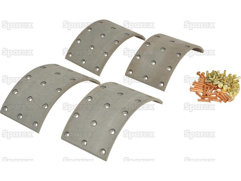 Brake Lining Kit S.57966 K962269, K262705, K964542, K964542, K262705,