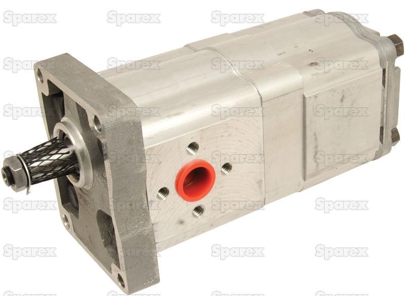 Tandem Hydraulic Pump S.60744 K956447, K916535, K200176, K954263, K916535, K954263,