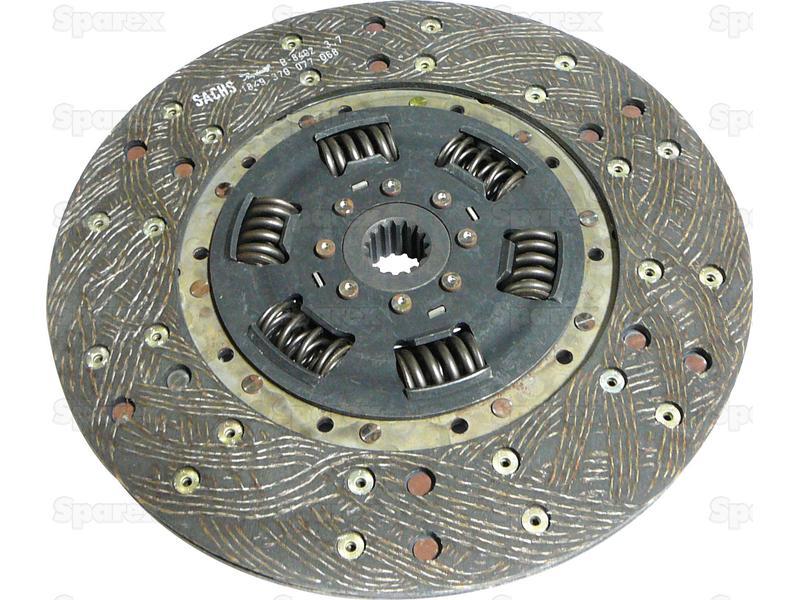 Clutch Disc S.61291 AL39123,