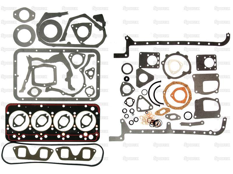Gasket Set S.62085 , 1930259, 1940034, 1940023, 01940023, 1909563, 01909563, 1940034, 1930259, 1940023,