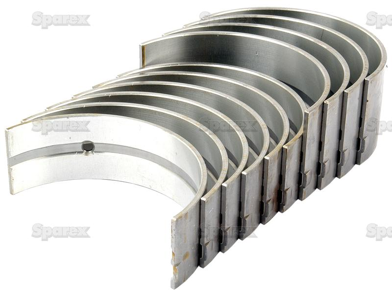 Main Bearing Set S.65213 528E6K371A, DDN6333AH, 81823481, 528E6K371A, 81823481,