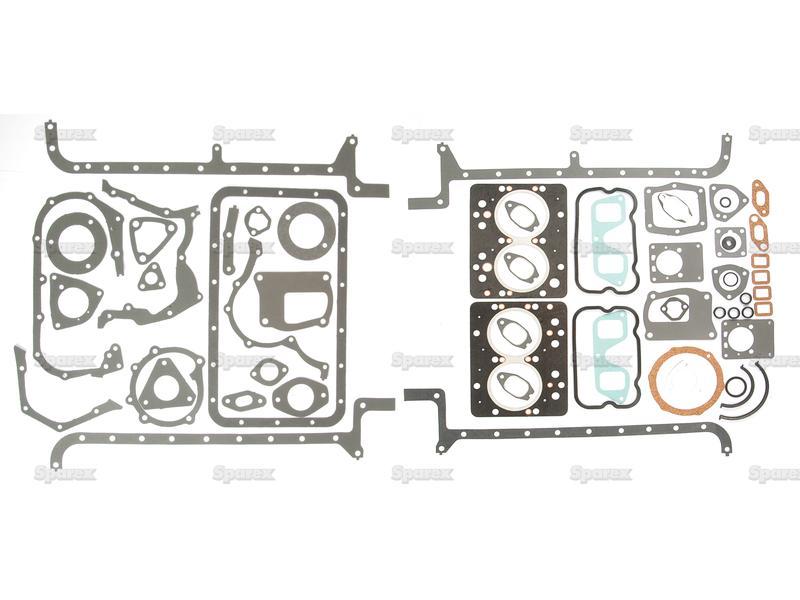Complete Gasket Set S.67203 TX13217,