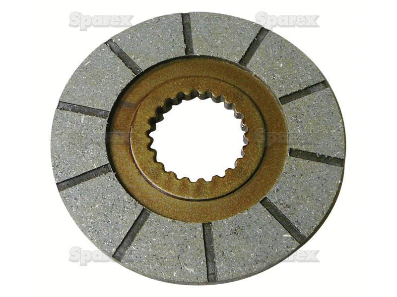 Brake Disc S.68377 105724A, 105724AS, 30-3135241, 72514391, 72514391V, 7251439V,