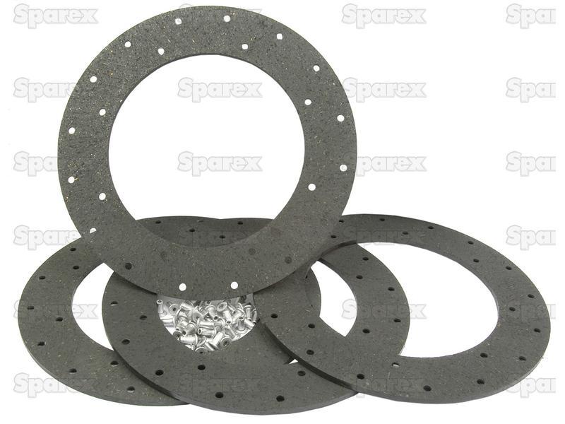 Brake Lining Kit S.887 80227031,